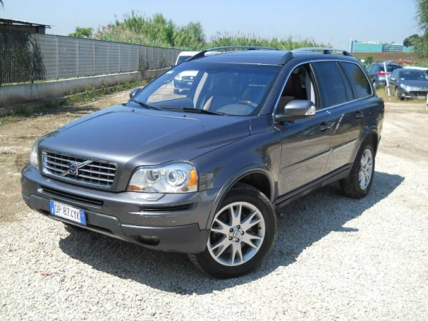 volvo xc90 d5 geartronic-pic. 2