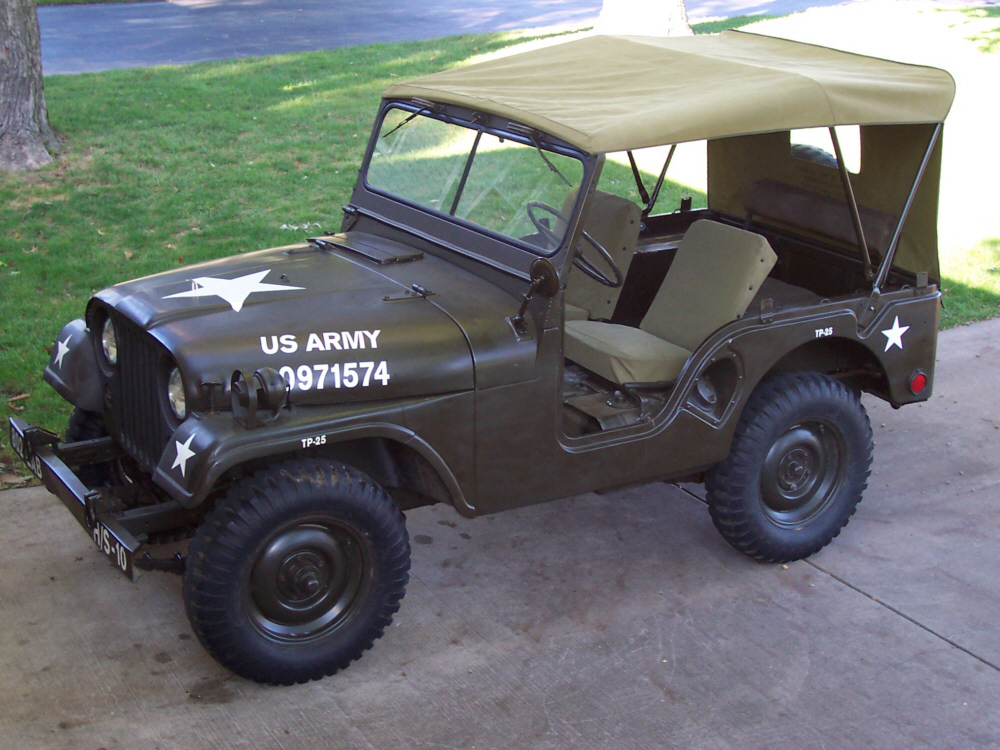 willys jeep m38-pic. 1