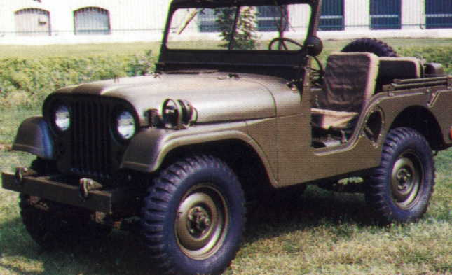 willys jeep m38-a1-pic. 1