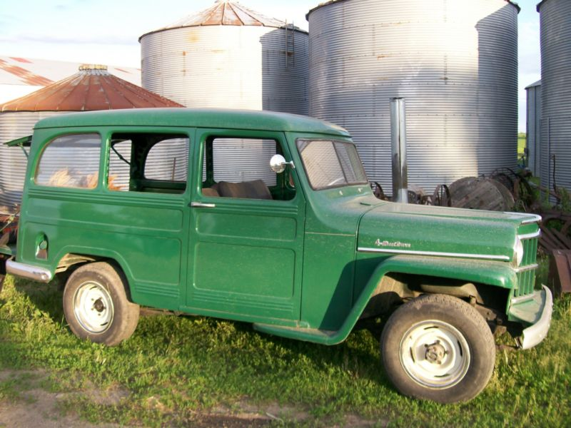 willys jeep panel truck-pic. 3