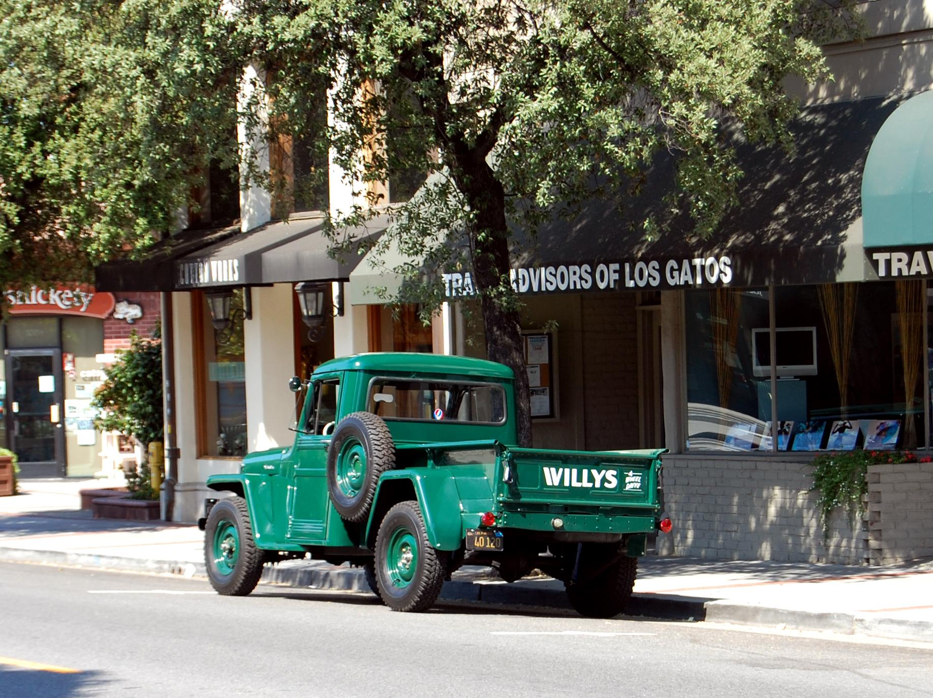 Image 26 Of 49 2018 Jeep Truck New United Cars 1950 Willys Pick Up Modifications Wwwpicautoscom