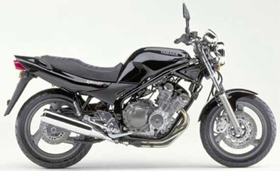 yamaha 600 diversion-pic. 2