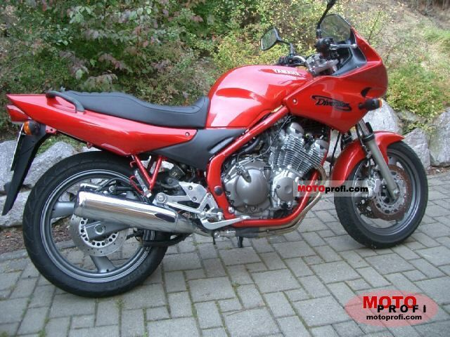 yamaha diversion 600-pic. 2