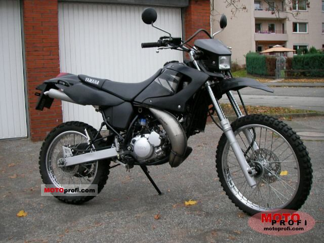 yamaha dt 125 re-pic. 1