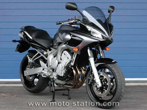 yamaha fz6 fazer s2 photos and comments. Black Bedroom Furniture Sets. Home Design Ideas