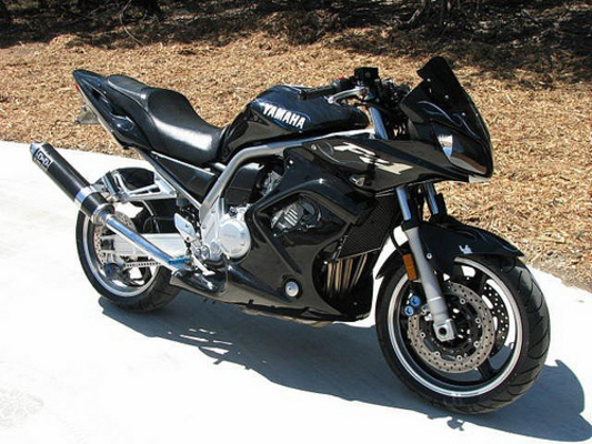 yamaha fzs 1000 fazer photos and comments. Black Bedroom Furniture Sets. Home Design Ideas