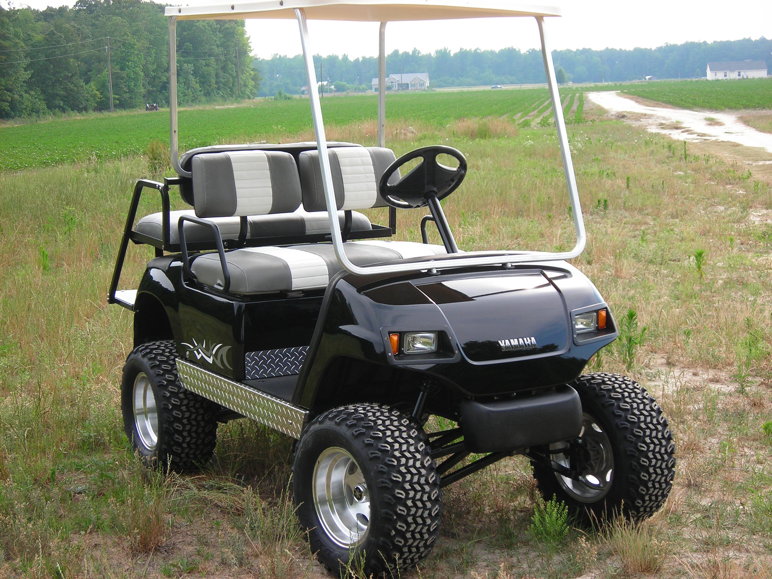 Yamaha G Golf Cart