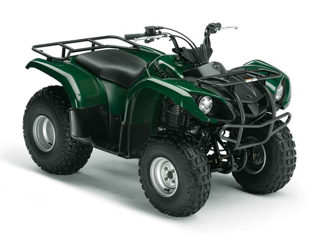 yamaha grizzly 125-pic. 1