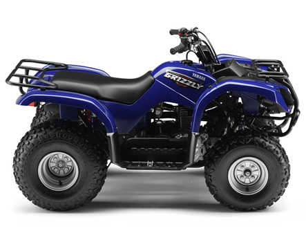 yamaha grizzly 125-pic. 2