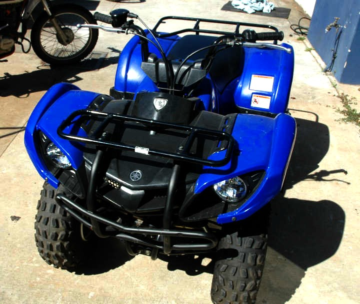yamaha grizzly 125-pic. 3