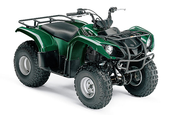 yamaha grizzly 125 automatic-pic. 1