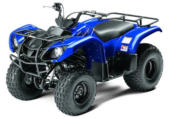 yamaha grizzly 125 automatic-pic. 2
