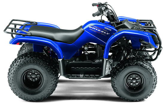 yamaha grizzly 125 automatic-pic. 3