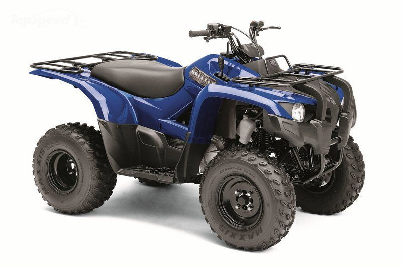 yamaha grizzly 300 automatic-pic. 1