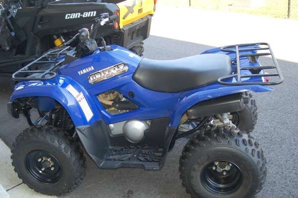yamaha grizzly 300 automatic-pic. 3