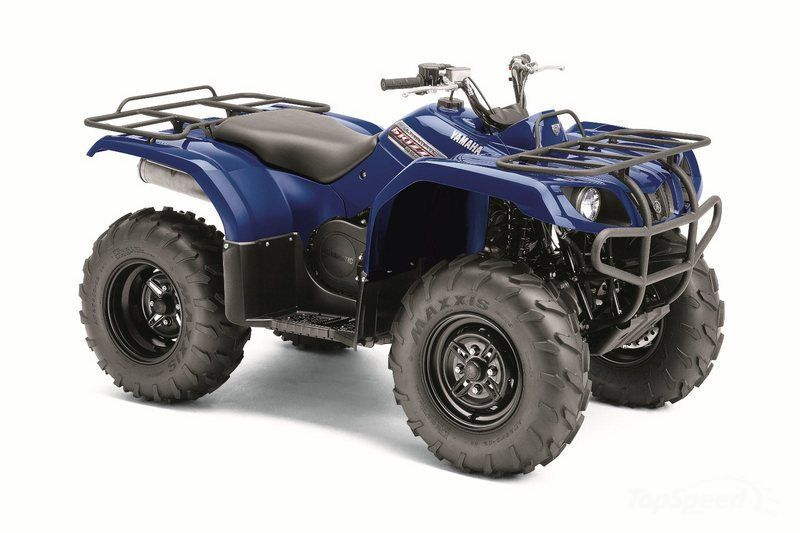yamaha grizzly 350 auto 4x4-pic. 2