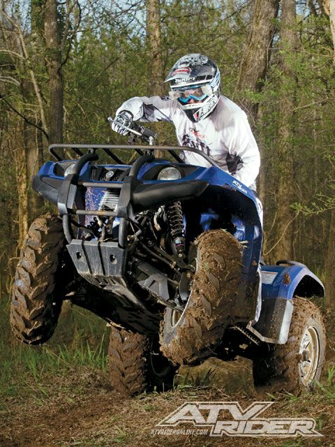 yamaha grizzly 350 auto 4x4-pic. 3