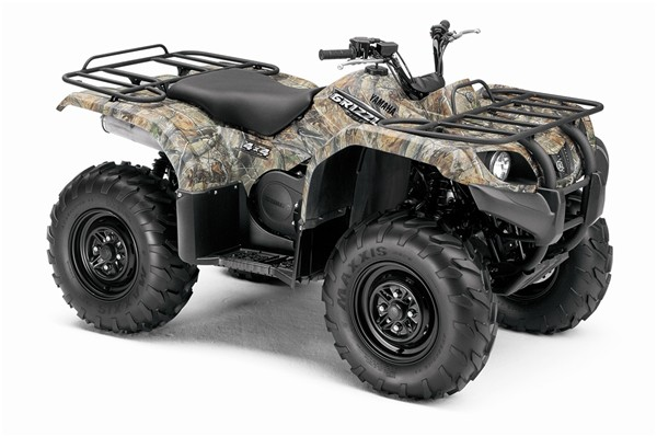 yamaha grizzly 350 auto 4x4 irs-pic. 1
