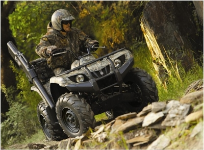 yamaha grizzly 350 auto 4x4 irs-pic. 2