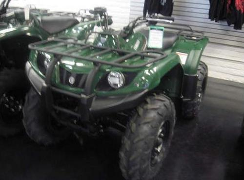 yamaha grizzly 350 auto 4x4 irs-pic. 3