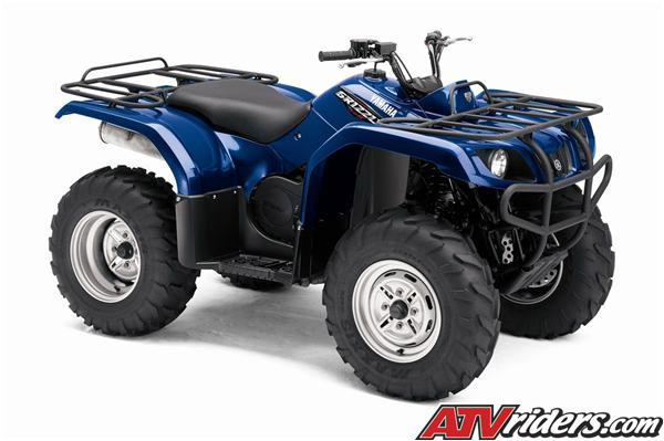yamaha grizzly 350 automatic-pic. 1