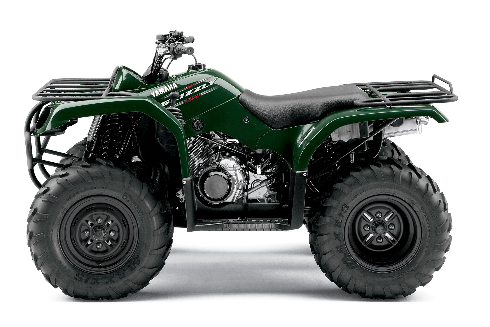 yamaha grizzly 350 automatic-pic. 2
