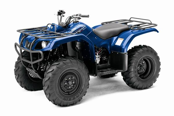 yamaha grizzly 350 automatic-pic. 3