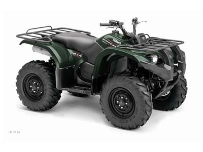 yamaha grizzly 450 auto 4x4-pic. 1