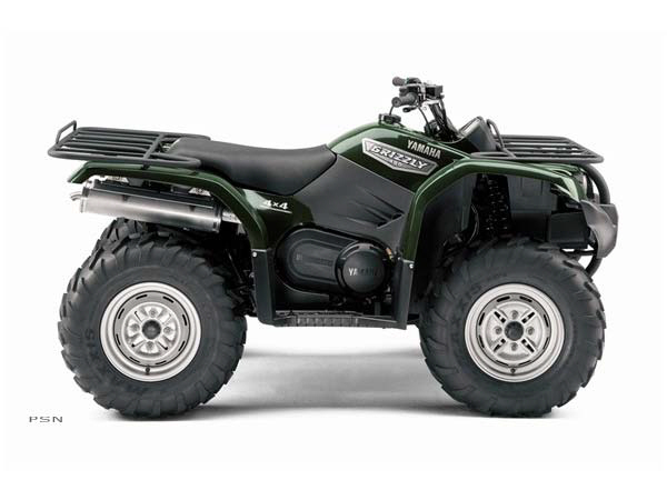 yamaha grizzly 450 auto 4x4-pic. 2