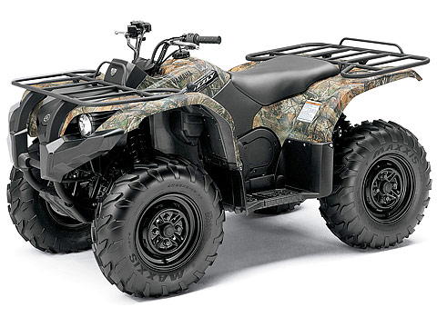 yamaha grizzly 450 auto 4x4-pic. 3