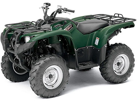 yamaha grizzly 550 fi auto 4x4-pic. 2