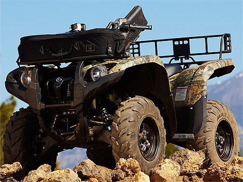 yamaha grizzly 550 fi auto 4x4 eps-pic. 2
