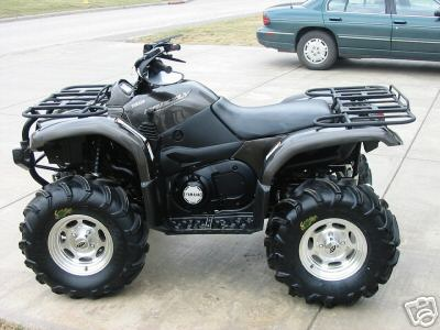 yamaha grizzly 660 #0