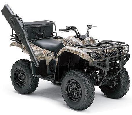 yamaha grizzly 660 #1
