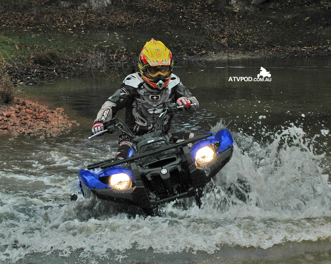 yamaha grizzly 700-pic. 2