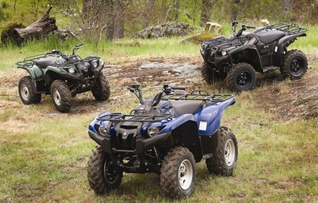 yamaha grizzly 700 fi auto 4x4-pic. 1
