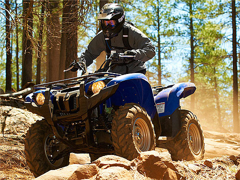yamaha grizzly 700 fi auto 4x4-pic. 2