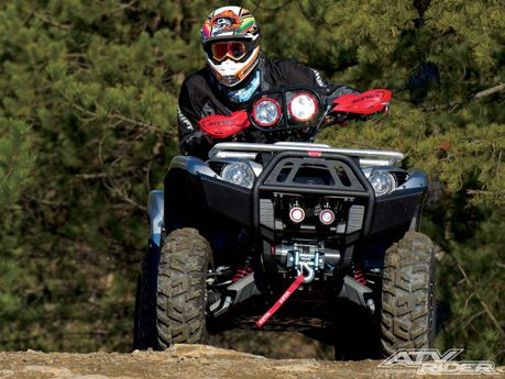 yamaha grizzly 700 fi auto 4x4 eps-pic. 2