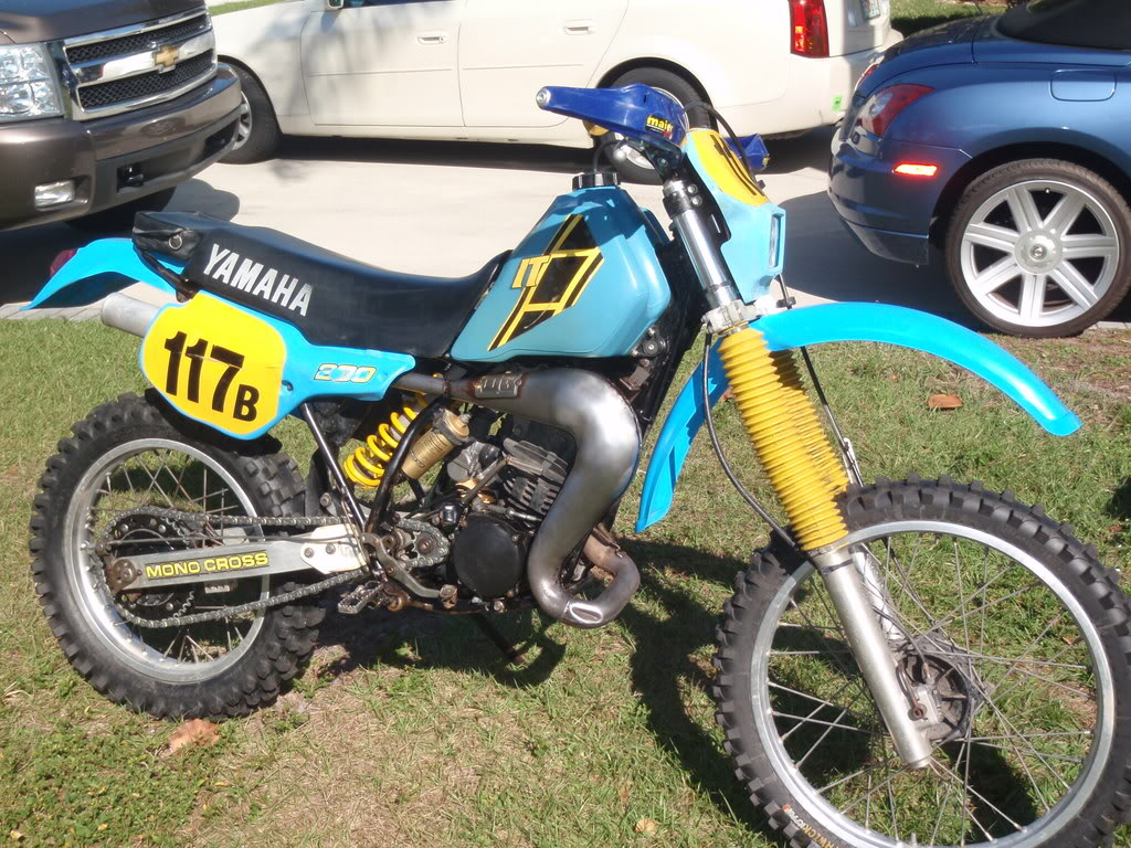 yamaha it 200 #5