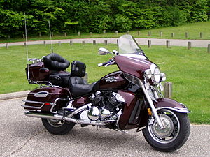 yamaha royal star venture 1300-pic. 2