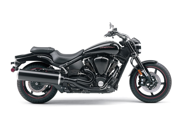 yamaha star midnight warrior #0