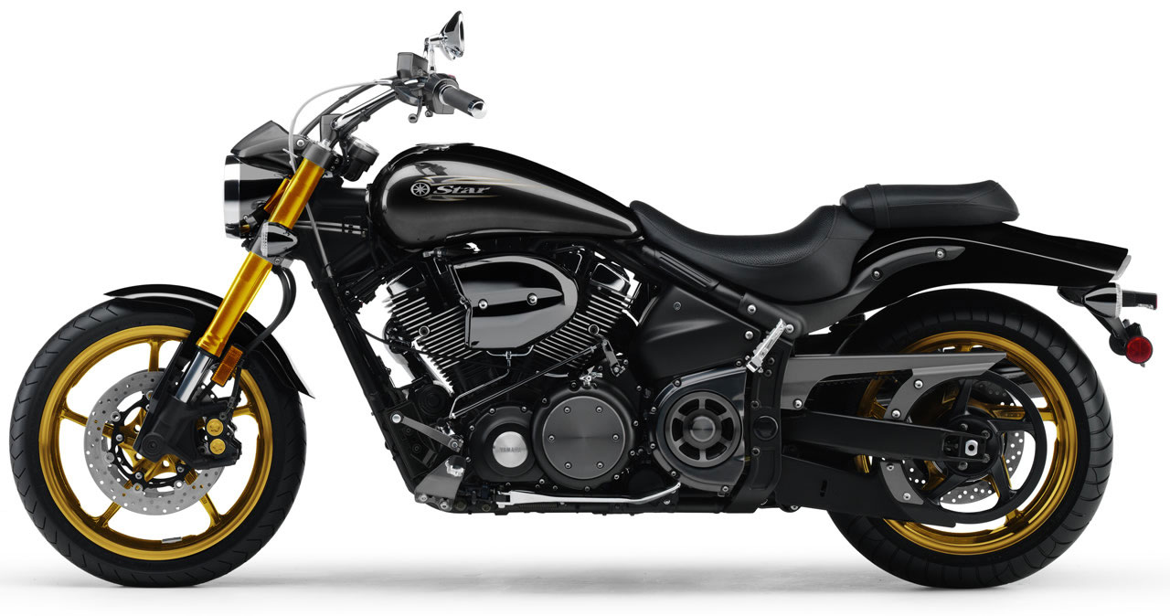 yamaha star midnight warrior #2