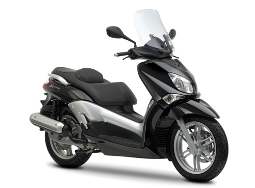yamaha x-city 125-pic. 1