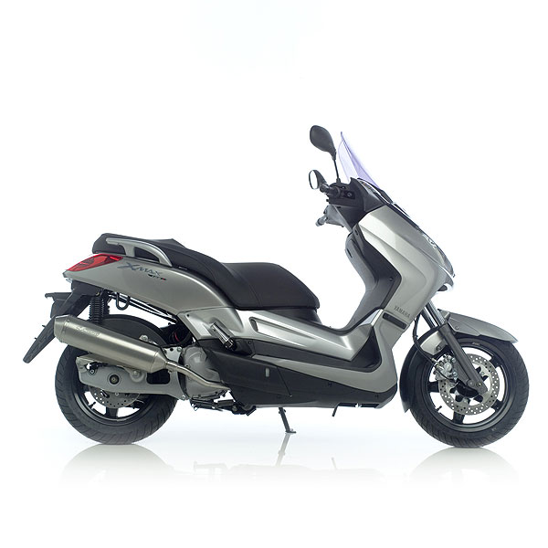 yamaha x-city 125-pic. 2