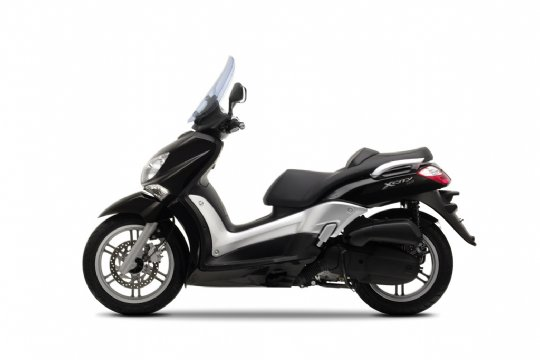 yamaha x-city 125-pic. 3