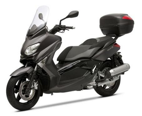 yamaha x-max 125 abs business-pic. 3