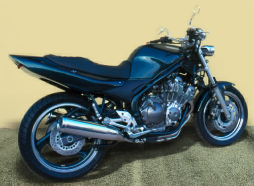 yamaha xj 600 n diversion photos and comments www. Black Bedroom Furniture Sets. Home Design Ideas