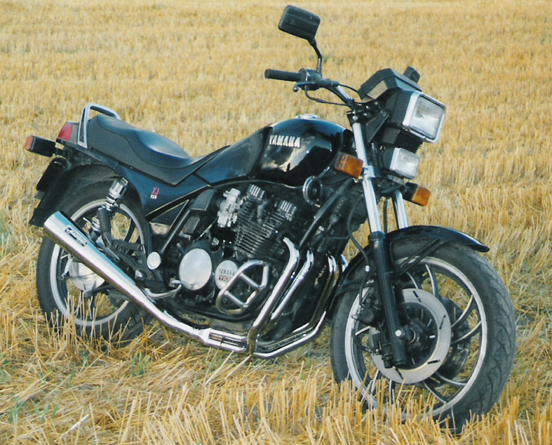 Yamaha Seca Ii Review