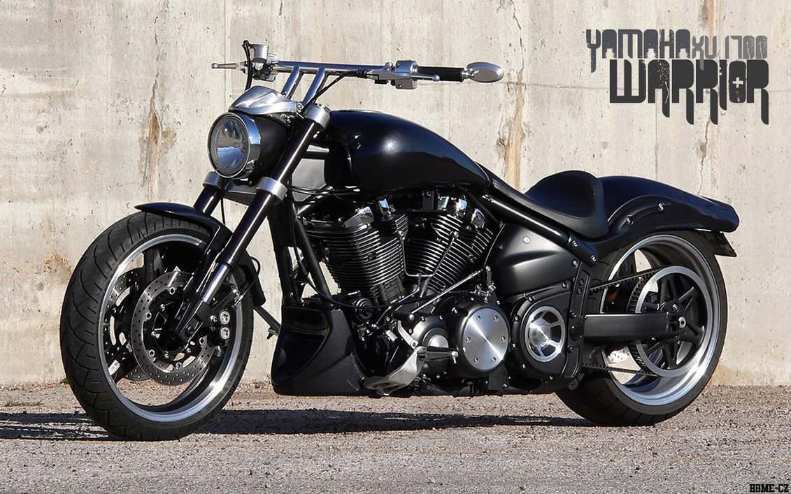 yamaha xv 1700 warrior photos and comments. Black Bedroom Furniture Sets. Home Design Ideas
