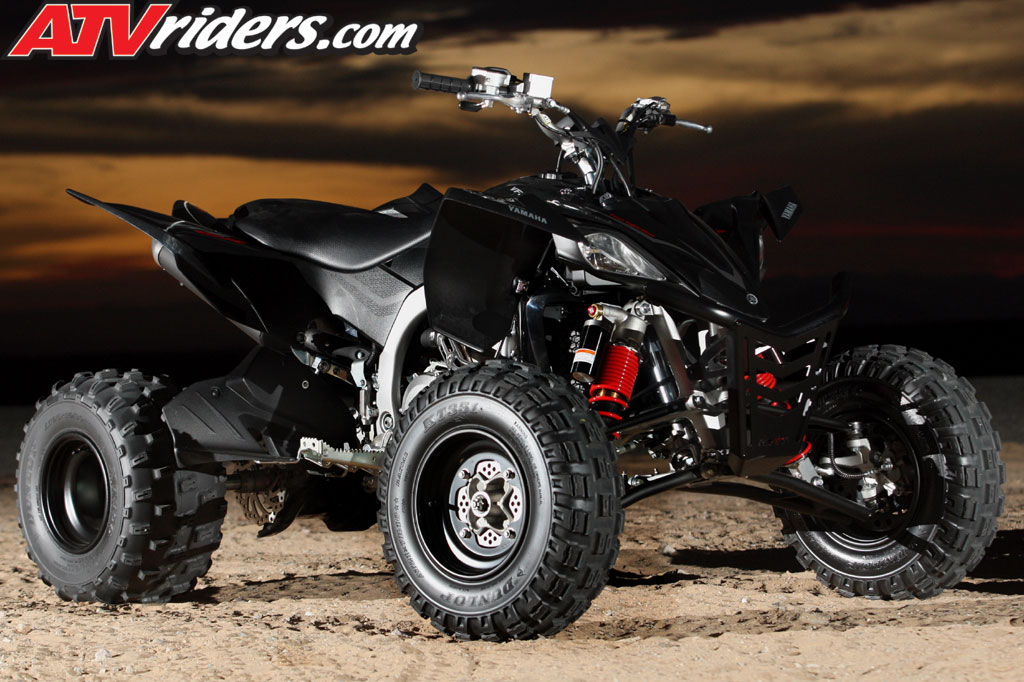 Yamaha Raptor  Special Edition Review